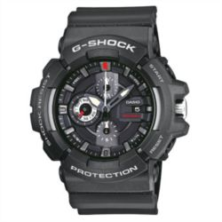 Reloj analógico y digital Casio GAC-100-1AER gris G-Shock