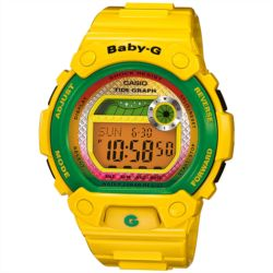 Reloj digital Casio BLX-100-9ER Amarillo