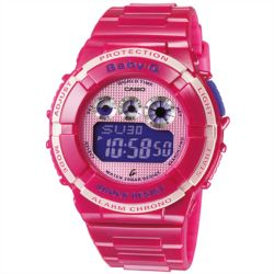 Reloj digital Casio BGD-121-4ER Rosa